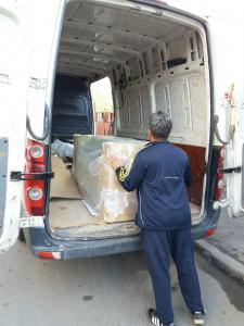 Descarcare mobila- Transport Sarbu