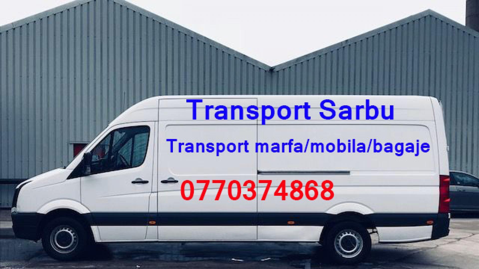 Transport Sarbu